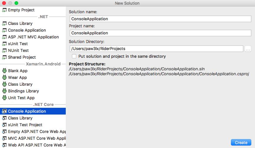 Alternatywa dla Visual Studio? Rider od JetBrains – Paweł Skaruz